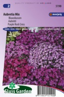 Purple Rock Cress Mix