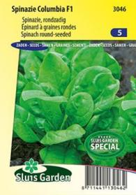 Spinach Columbia F1