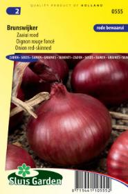 Onion (red) Brunswijker