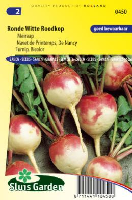 Turnip Bicolor, De Nancy
